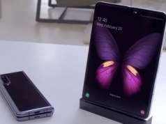 Samsung GALAXY FOLD costa pret romania