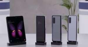 Samsung GALAXY FOLD performante