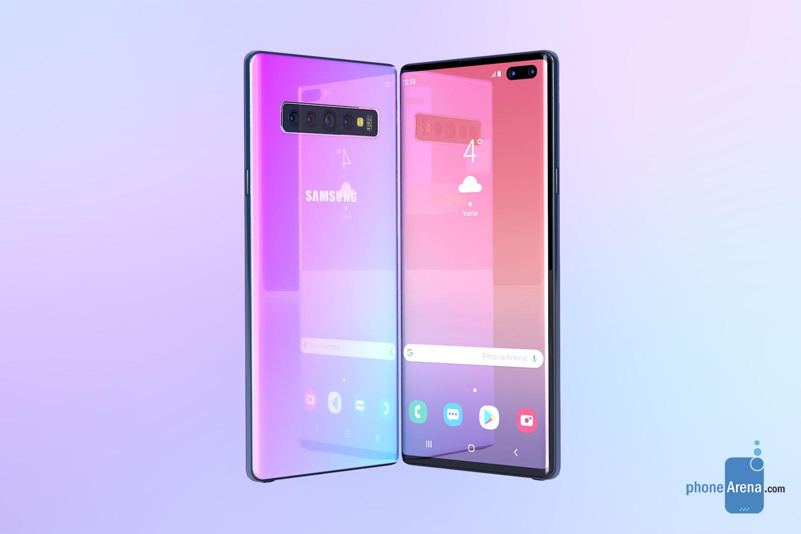Samsung GALAXY NOTE 10 concept 4
