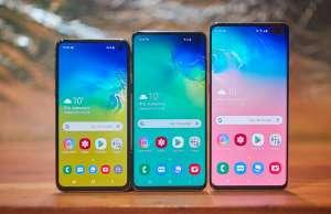 Samsung GALAXY S10 china succes