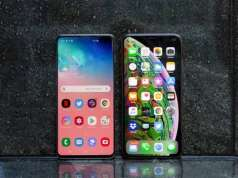 Samsung GALAXY S10 iPhone XS Max