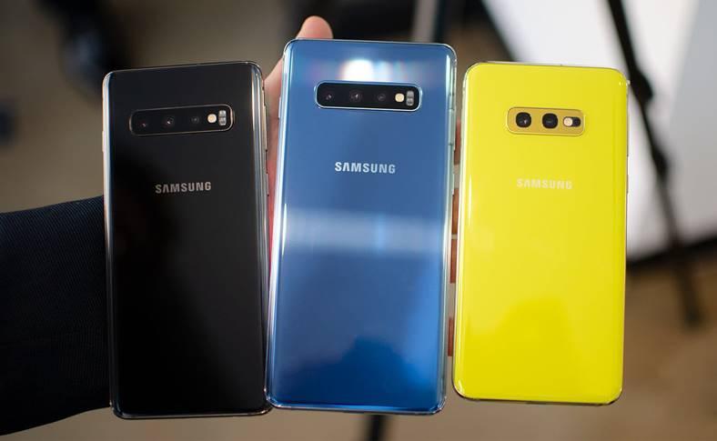Samsung GALAXY S10 precomenzi
