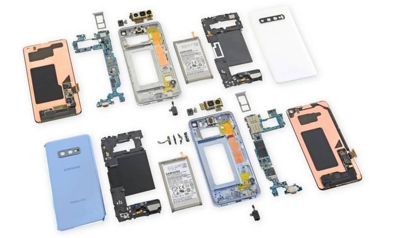 Samsung GALAXY S10 reparatie