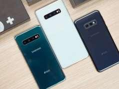 Samsung GALAXY S10 top 10 noutati