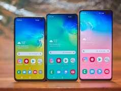 Samsung GALAXY S10 updates