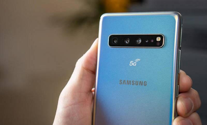 Samsung GALAXY S10 viteza 5G