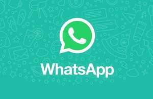 WhatsApp veste dark mode