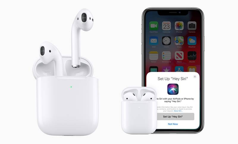 airpods incarcare wireless