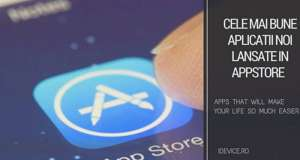 aplicatii noi iphone ipad ipod app store