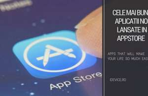 aplicatii noi iphone ipad ipod app store