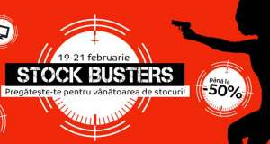eMAG Ofertele SPECIALE Stock Busters