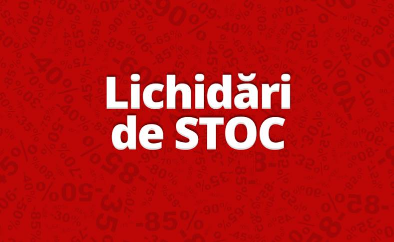 eMAG Promotii SPECIALE LICHIDARI PRET 1 LEU
