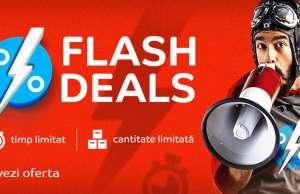 eMAG. ULTIMA ORA cu Promotii SPECIALE Flash Deals
