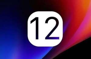 iOS 12.2 dark mode