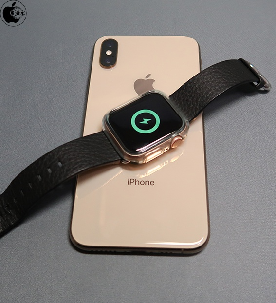 iPhone 11 incarcare bilaterala apple watch