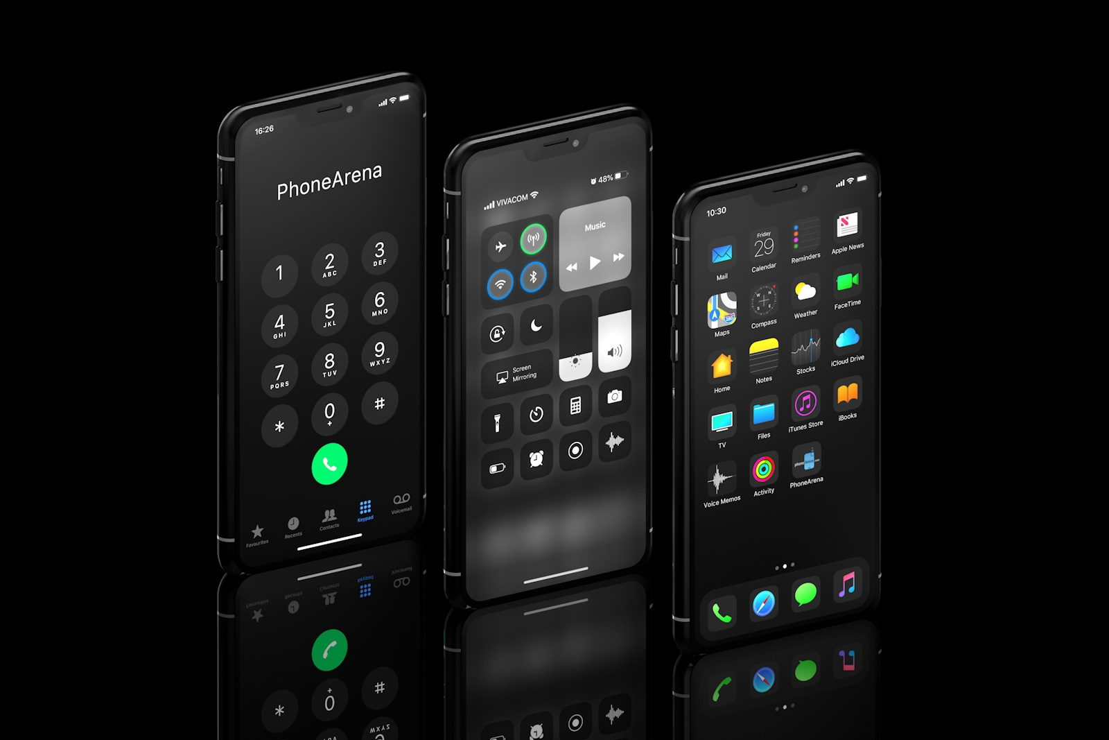 iPhone 11 ios 13 dark mode 1