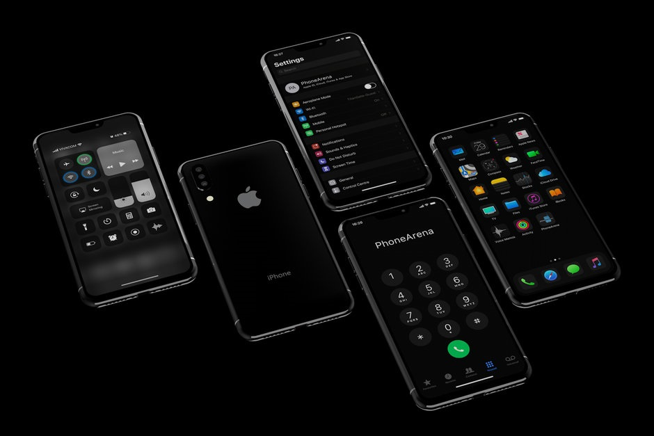 iPhone 11 ios 13 dark mode 3