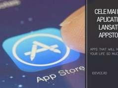 22 Aprilie 2019 aplicatii