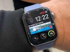 Apple proces apple watch