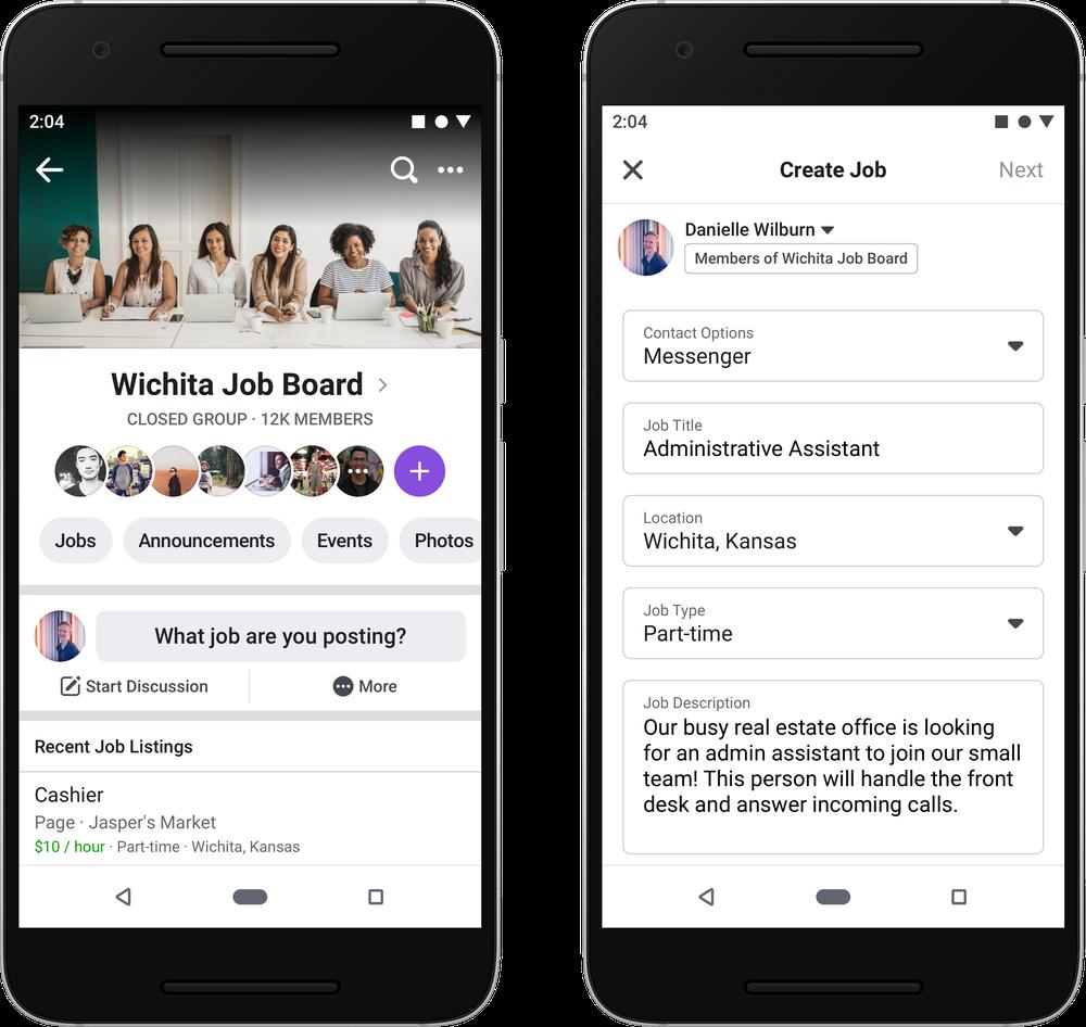 Facebook redesign grupuri 1