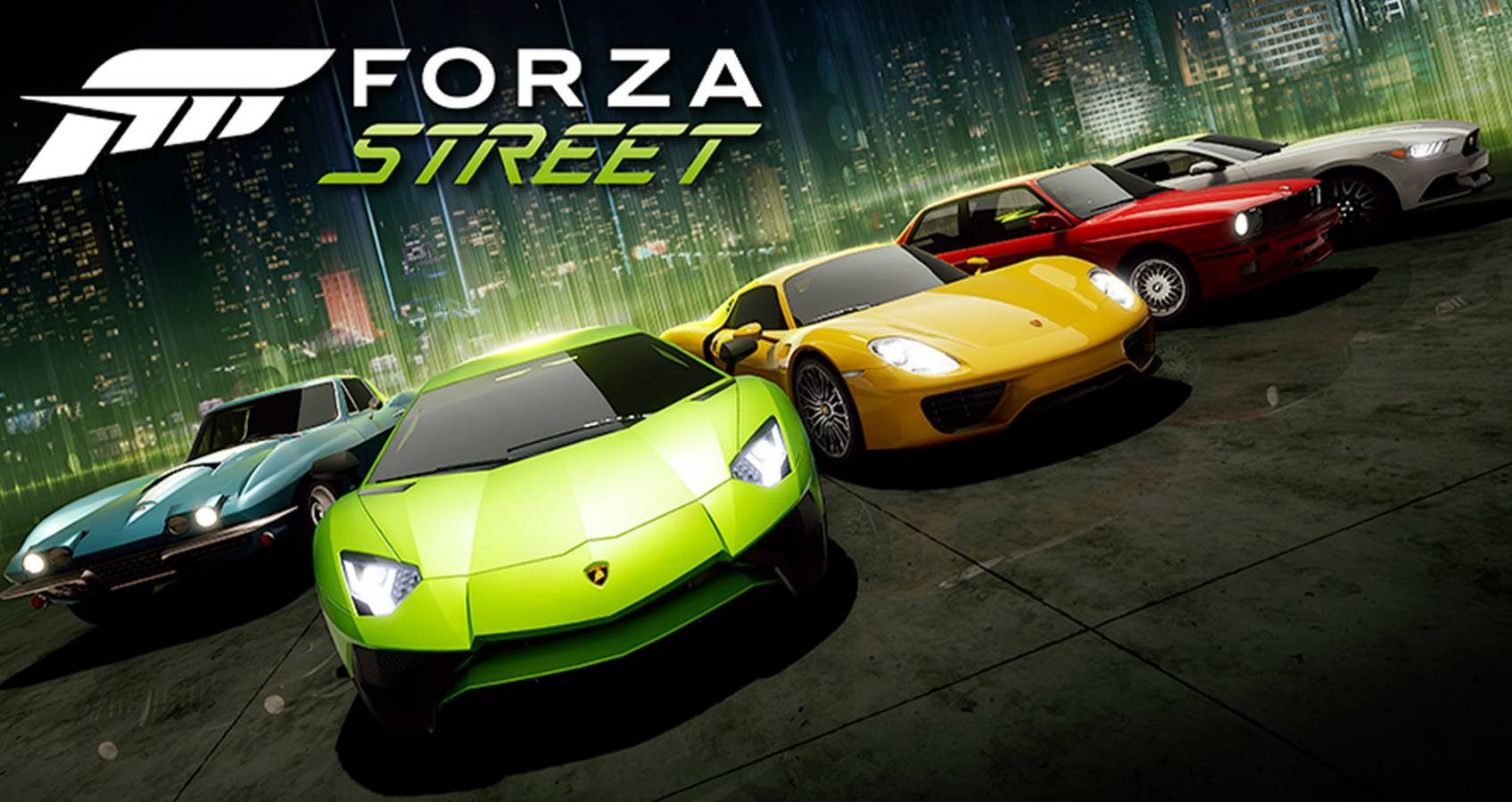 Forza Street iphone android