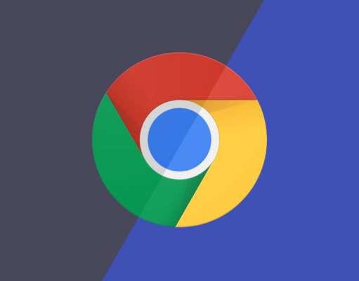 Google Chrome criptat
