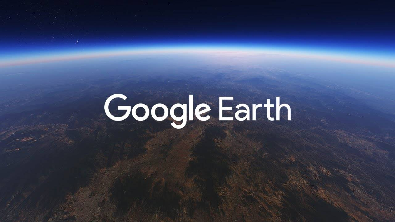 Google Earth timelapse ios