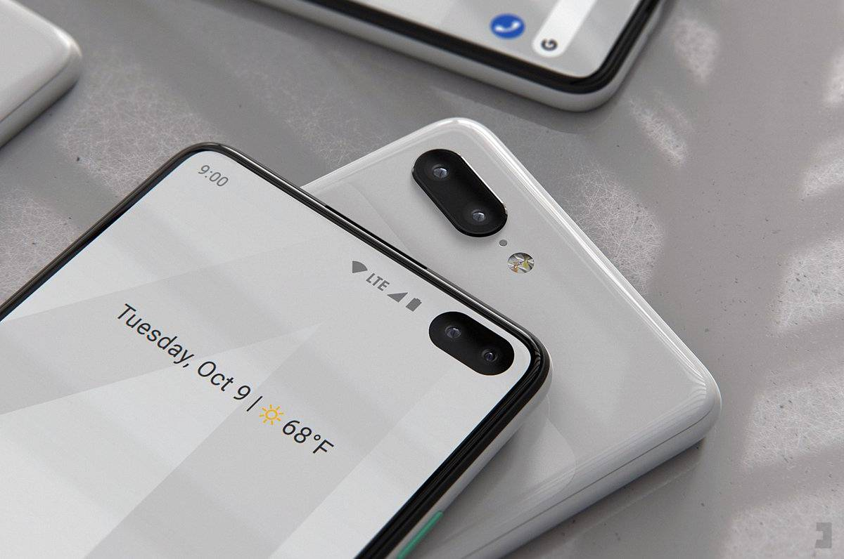 Google Pixel 4 specificatii