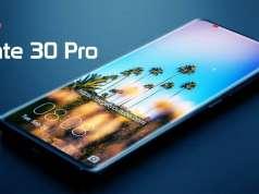 Huawei MATE 30 PRO camera quad