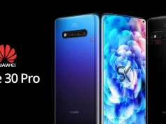 Huawei MATE 30 PRO concept
