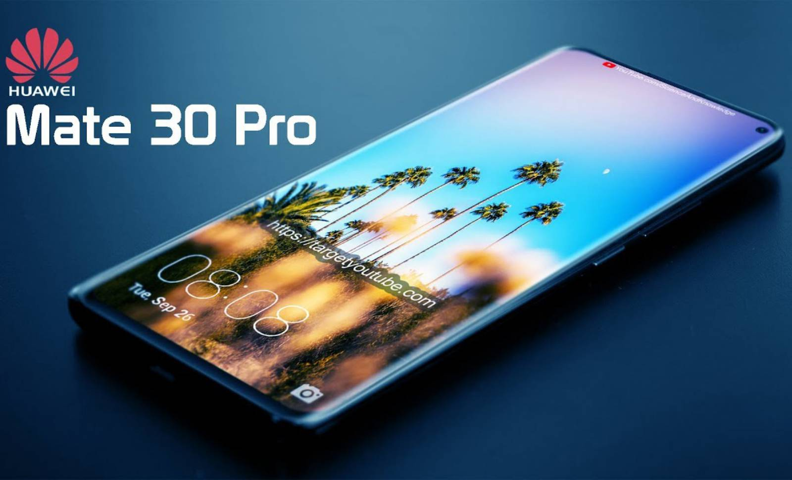 Huawei MATE 30 PRO dezvoltare