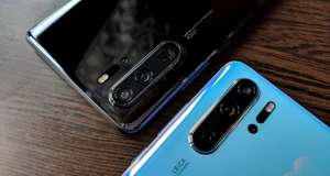 Huawei P30 PRO 4k 60 fps