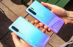Huawei P30 PRO dual-view