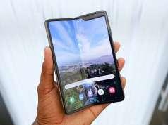 Samsung GALAXY FOLD amanare