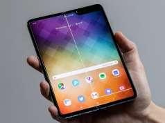 Samsung GALAXY FOLD distruse