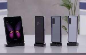 Samsung GALAXY FOLD succes