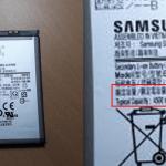 Samsung GALAXY NOTE 10 baterie 4500 mah