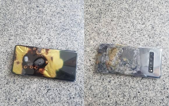 Samsung GALAXY S10 5G foc