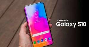 Samsung GALAXY S10 foc