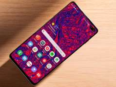 Samsung GALAXY S10 update camera