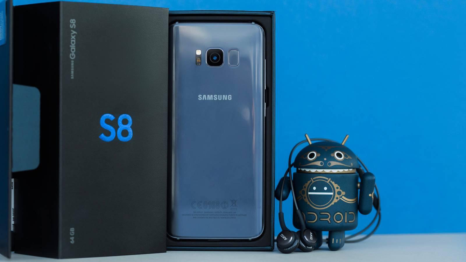 Samsung GALAXY S8 eMAG Paste Reducere