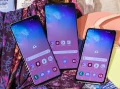 Samsung update galaxy s10
