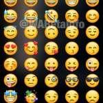 WhatsApp functii emoji sticker android