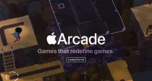 apple arcade investitie