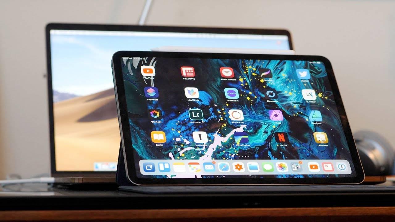 apple ipad mini-led macbook