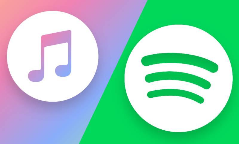 apple music depasit spotify