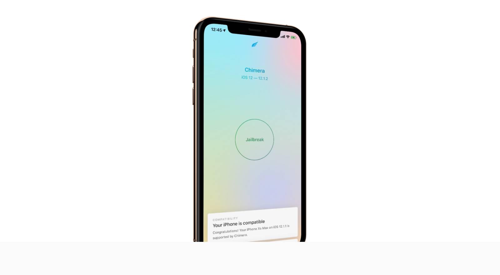 chimera jailbreak ios 12 iphone