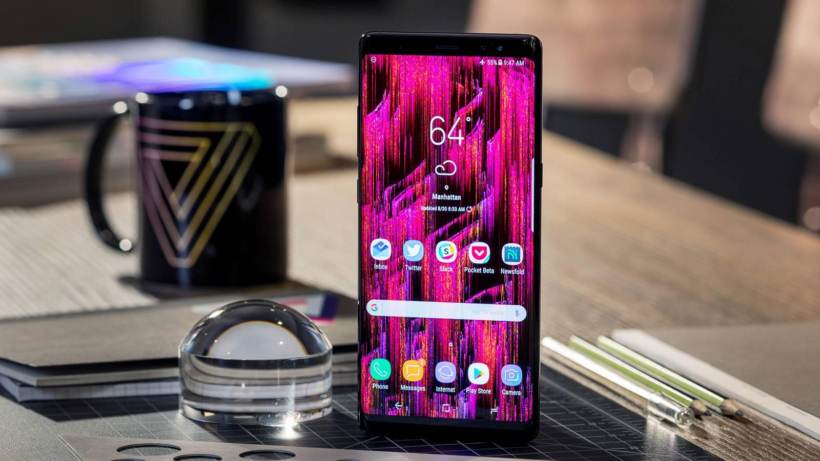 eMAG Samsung GALAXY NOTE 8 IEFTIN Pret REDUS