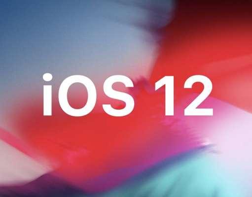 iOS 12 abonamente