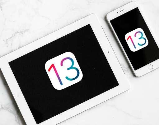 iOS 13 mouse ipad